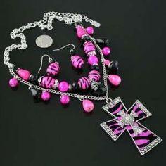 zebrracross | RHINESTONE PINK ZEBRA CROSS T SHIRT WOMEN S M L XL 2XL 3XL NEW