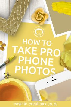 My tried-and-tested tips on taking great photos for your business using your mobile phone.