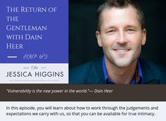 """Have we lost the art of honor, respect, and honesty in relationship? Check out """"The Return of the Gentleman - an Interview with Dr. Honesty In Relationships, Live For Yourself, Improve Yourself, Feminine Traits, Relationship Challenge, It's Meant To Be, Vulnerability, Respect"""