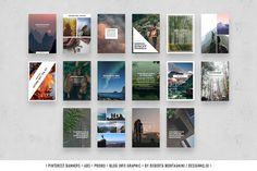 Wonderful Social Media Pack by DESIGN HQ on @creativemarket