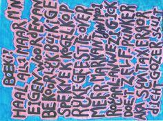 lichtblauw en roze /works by Igor Boekinsky