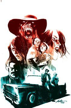 American Vampire Vol.6 by Rafael Albuquerque *