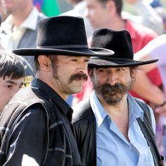 Roma gypsy men