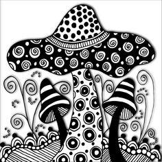 https://flic.kr/p/pTZs84 | The Curious Garden - Mushroom | tangletangletangle.typepad.com/blog/