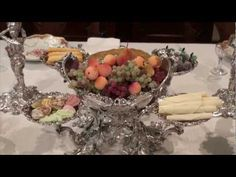 English Taste: The Art of Dining in 18th Century England with curator Ivan Day