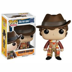 Doctor Who POP Fourth Doctor Vinyl Figure