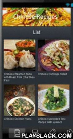 Recipes from cookorama android app playslack recipes from chinese recipes easy android app playslack the best chinese recipe apps for forumfinder Images