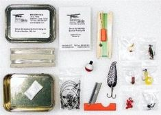 Items to include into your survival tin for everyday carry