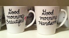 The question is, will Brad let me buy more mugs?! Maybe if I get rid of some. Hehe.
