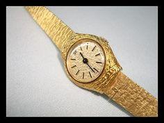 ジラール ペルゴ 1960年代18金アンティーク時計(ma29) Watch girard perregaux ¥150000yen 〆03月29日