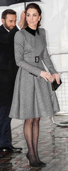 27 Jan 2020 - The Duchess of Cambridge attends UK Holocaust Memorial Day Commemorative Ceremony Kate Middleton Legs, Kate Middleton Outfits, Princess Kate Middleton, Duchess Kate, Duke And Duchess, Duchess Of Cambridge, Pretty Dresses, Beautiful Dresses, Holocaust Memorial Day