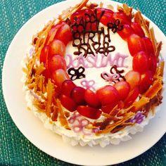 BD cake!!