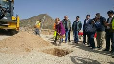 Los 284 comuneros del campo Alto de Lorca tendrán sus regadíos modernizados con energía solar