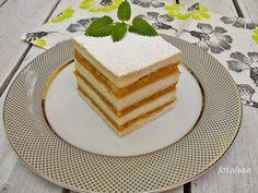 Ala piecze i gotuje: Jabłecznik na białkach