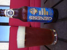 Genesis Dry Hopped Session Ale, HE'BREW the Chosen Brew, Schmaltz Brewing Co. San Francisco, CA.