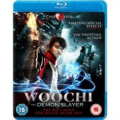 Woochi the Demon Slayer [Blu-ray]: Gang Dong-Won, Kim Yoon-Suk, Lim Soo-Jung, Yoo Hae-Jin: Disclosure: affiliate link