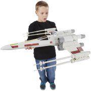 Star Wars Hero Series X-Wing Fighter Vehicle