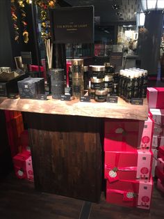 Amsterdam Central Station Rituals Cosmetics Store product