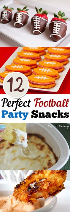 Prev Page1 of 13Next Page It is my favorite time of year!! I love football season! One of my favorite things about football, of course, is the yummy snacks to make. Here are 12 great snack ideas for your football…Read more →