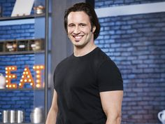 Food Network Star, Season 10: Luca Della Casa - FoodNetwork.com