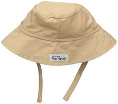53a9838da05 Flap Happy Unisex Baby UPF 50 Plus Crusher Hat with Chin Strap. Trustamulet  · Baby Sun Protection ...