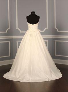 Amsale A610 Arden Couture Wedding Gown~ Discount Designer Bridal Dress