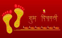 subh deepawali laxmiji footprint hd wallpaper  Happy Diwali 2014, HD Wallpapers, Diwali 2014 Greetings, Happy Diwali 2014 Widescreen Wallpapers, Best Wishes For Diwali 2014 Pics, Diwali Diya Celebration Photos, Best Diwali 2014 New Quotes and Wallpapers