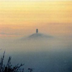 Glastonbury Tor in The Mists Of Avalon, Our Home & Home Of Our Ancestors