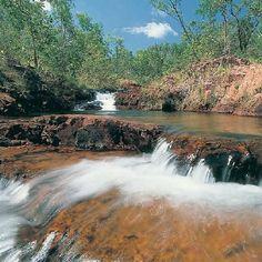 Buley rock holes Litchfield NP Northern Territory australia