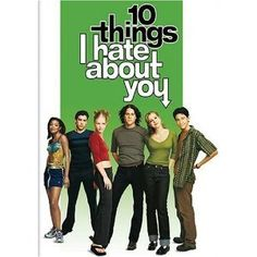 A modern retelling of Taming of the Shrew- 10 Things I Hate About You #TamingOfTheShrew #Shakespeare #Movie #Teen #HighSchool #PopCulture #Hollywood
