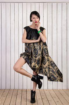 Лукбук неповторимой Таисии Чурсиной, демонстрирующий новую коллекцию дизайнера.