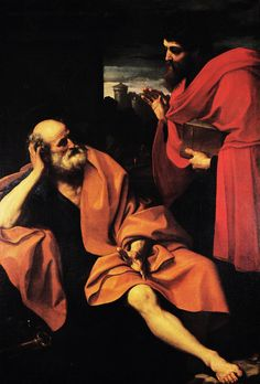 Guido Reni - San Pietro e San Paolo - 1600-1605