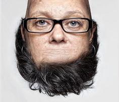 """""""Head on top"""" – La tête à l'envers par Thorsten Schmidtkord"""