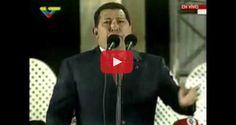 Esta mas que claro que maduro ha roto el hilo constitucional en Venezuela de nuevo... y Chavez lo reafirma con estas palabras. El único que tiene el poder