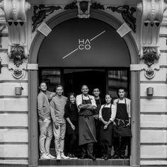 Der Name klingt zunächst etwas sperrig: HACO steht für Hamburger Corner und bezeichnet sowohl die Ecklage des Restaurants zwischenClemens-Schultz- und Ren