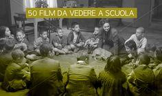 I FILM DA VEDERE A SCUOLA Grazie alle aule multimediali e alle LIM, sempre più presenti nelle nostre scuole, è possibile far vedereai nostri alunni alcuni film adatti alla visione dei bambini. La seguente lista…