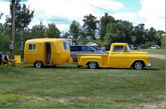 Trailer Trash .... TONS of cool pics at this link .... http://cotedetexas.blogspot.com/2011/10/glampingtrailer-style.html