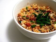 AdVoCare Fried Rice... OMG!! I've died & gone to heaven!!! Fried rice that's clear with Advocare!!!! AHHHH!!!!
