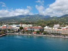 Papeete, Tahiti, Polinésia Francesa