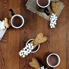 Haniela's: Cookies & Candy Project : Valentine's Day S'mores Cookie Sticks