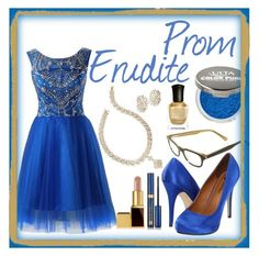 """""""Erudite Prom"""" by goddess-of-moonlight ❤ liked on Polyvore"""