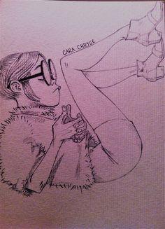 gorillaz noodle | Tumblr