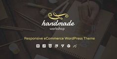 Download and review of Handmade - Shop WordPress WooCommerce Theme, one of the best Themeforest eCommerces themes {Download & review at|Review and download at} {|-> }http://best-wordpress-theme.net/handmade-shop-woocommerce-download-review/
