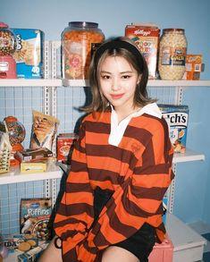 Kpop Girl Groups, Kpop Girls, Gogo Tomago, Kpop Outfits, Girl Crushes, South Korean Girls, Pretty People, Foto E Video, My Girl