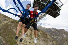 Nevis Arc - World's Highest Swing