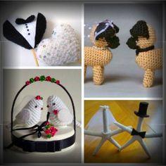 Coming Soon: David Tutera DIY Wedding Tutorial (with Crochet of Course)