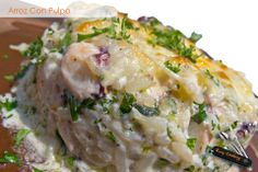Easy Cooking, Octopus, Potato Salad, Sushi, Seafood, Ethnic Recipes, Fashion, Risotto, Rice