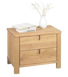 Noční stolek z masivního dřeva: kousek přírody na dobrou noc Floating Nightstand, Table, Furniture, Home Decor, Reach In Closet, Oak Tree, Bedroom, Floating Headboard, Decoration Home