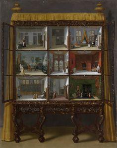 Appel, Jacob (I) -- Het poppenhuis van Petronella Oortman, 1700-1720