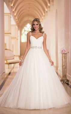 style 5894 Wedding Dresses with Straps   Wedding Dresses   Stella York